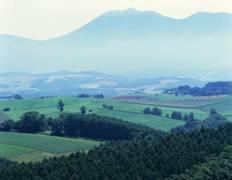 山の写真中国山脈